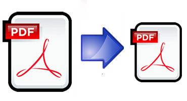 reduce file size of your pdf file